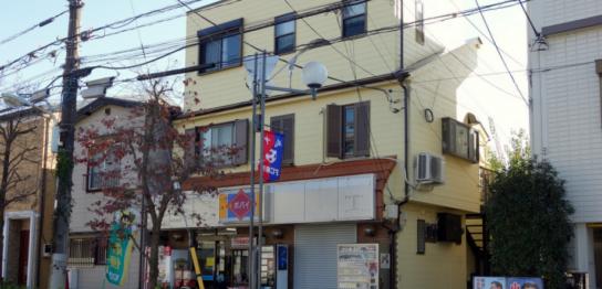 外壁塗装 施工事例 府中市晴海町